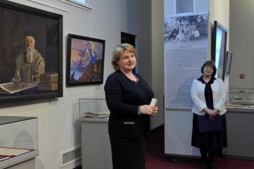 Генеральный консул Латвийской Республики в Санкт-Петербурге Ирина Мангуле