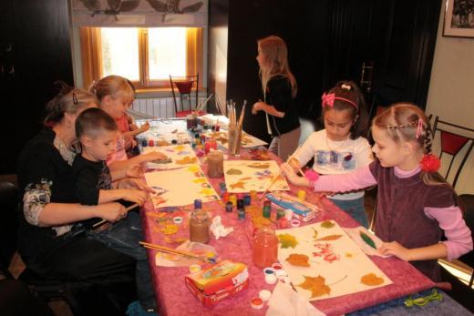 Музей-институт семьи Рерихов приглашает детей от 7 лет в арт-студию «Сказочный терем»