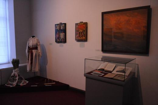 Выставка «Три радости» (до 26 марта 2017 года)