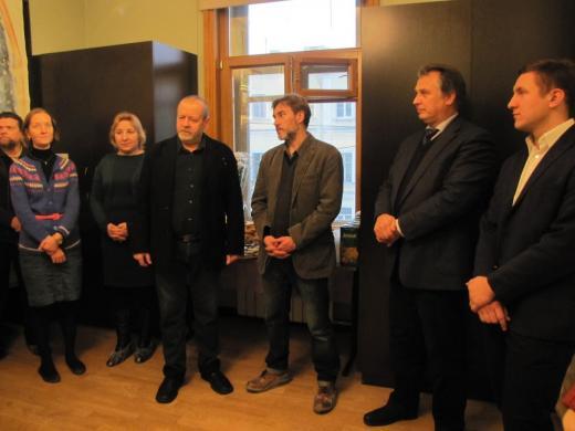 Выставка «Новгород. Черты минувшего» (до 5 февраля 2017 года)