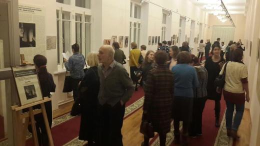 Выездная выставка МИСР «Музыкант я, им я вырос, им останусь я свой век…» в Капелле