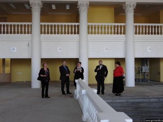 Карелия и Санкт-Петербургский государственный музей-институт семьи Рерихов будут развивать сотрудничество