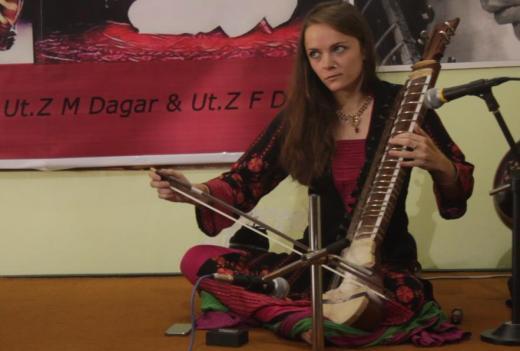 Концерт индийской классической музыки в рамках первого этапа X международного фестиваля «Ситар в Петербурге» (29 апреля)