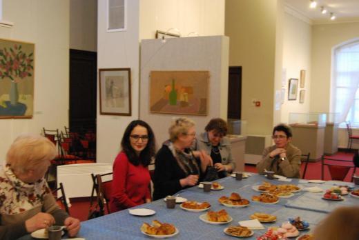 В Музее-институте семьи Рерихов прошел «Музейный капустник»