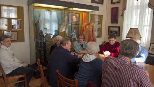 В Государственном музее Востока (Москва) состоялось совещание представителей рериховских музеев и общественности