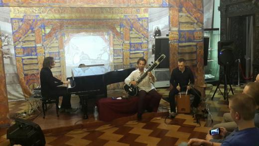 Этно-академическая музыкальная рефлексия «Вдох-выдох»