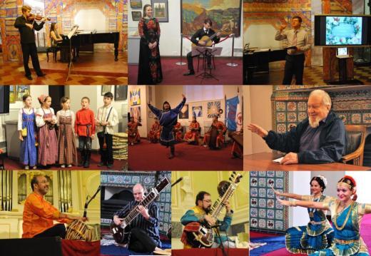 Концерты, творческие встречи, фестивали