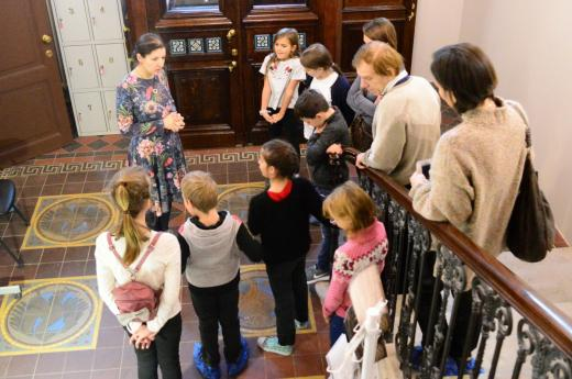 Музей-институт семьи Рерихов принимал участие в XIII фестивале «Детские дни в Петербурге»