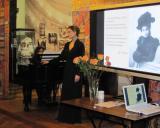 Выступление Анастасии Ларионовой
